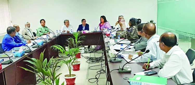 IBFB holds 82nd board meeting