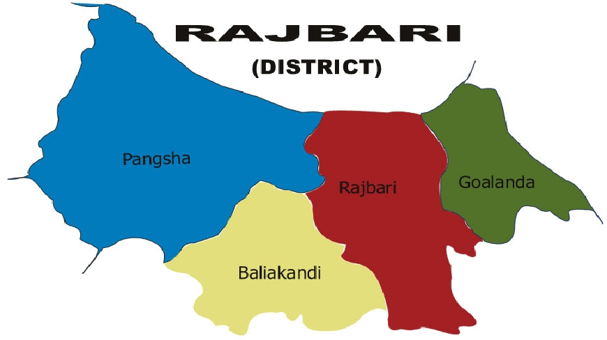 Two die after car plunges into Rajbari ditch