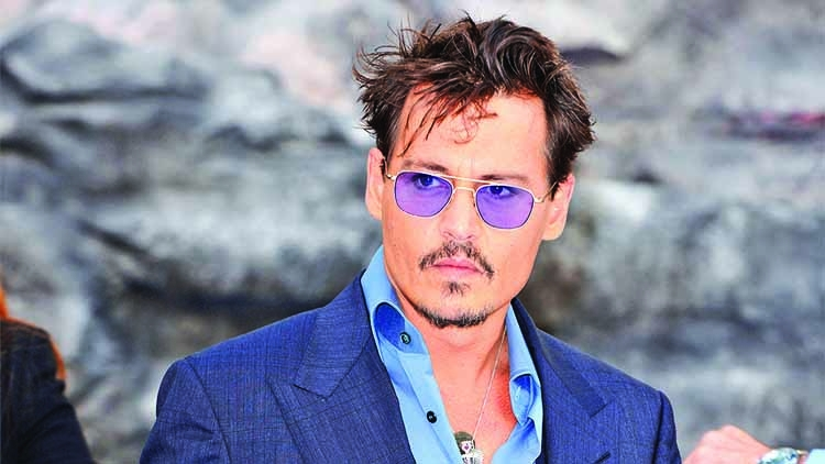 Johnny 'felt bad' for JK Rowling