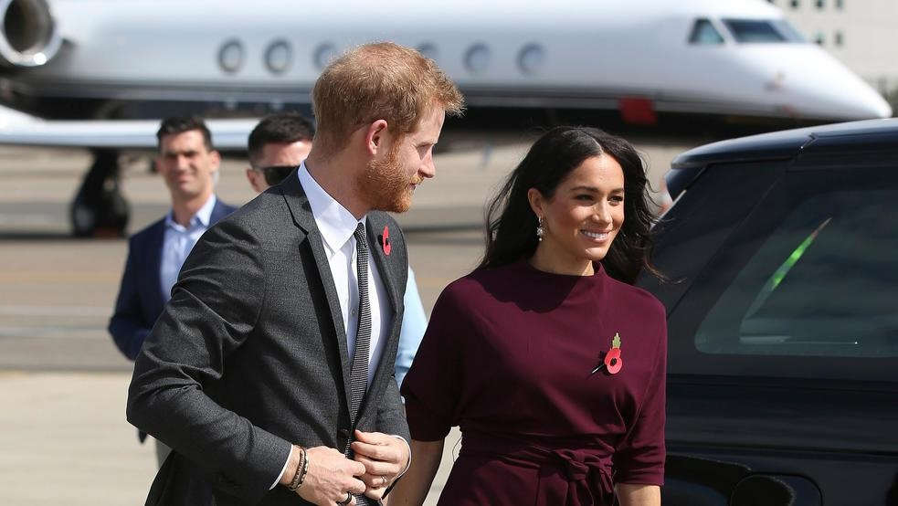 Royals Harry and Meghan to visit New Zealand on 4-day tour