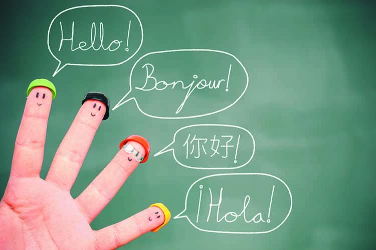 How to learn a new language on your own