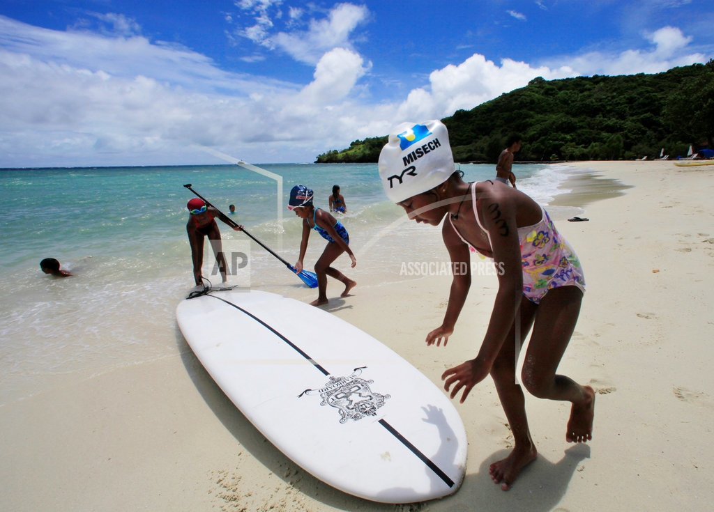 Palau to ban sunscreen as it tries to save its coral reefs