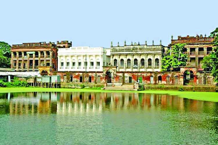The great Baliati Palace