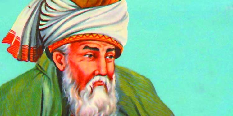 Rumi's quest for divinity