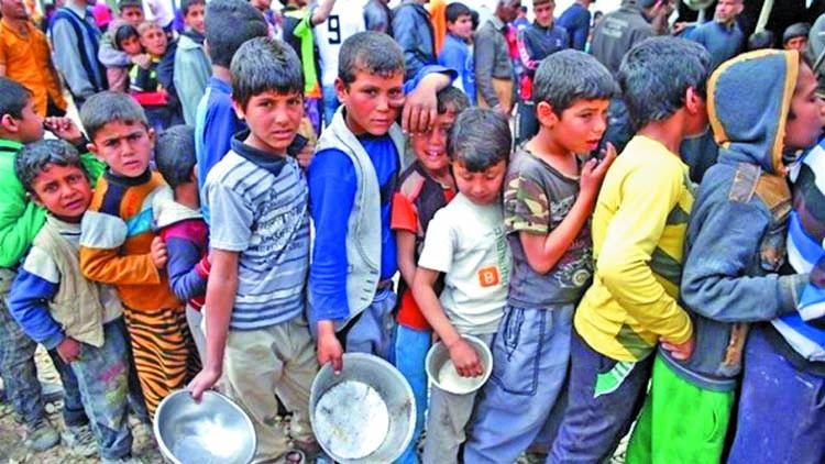 14m on brink of famine in Yemen charities