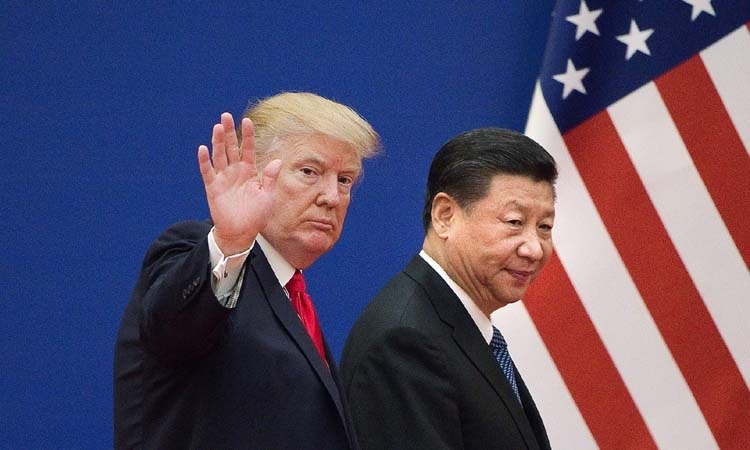 The cooperative rivalry of US-China relations
