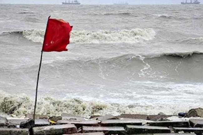 Cyclonic storm 'Gaja' formed over Bay