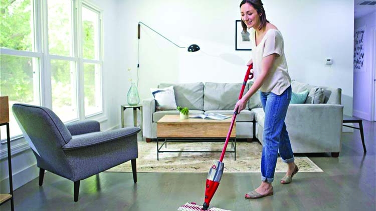 How to clean your house  efficiently
