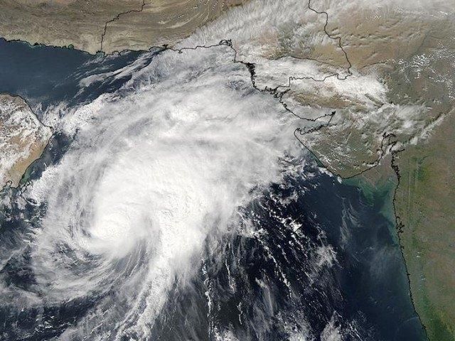 Cyclonic storm 'Gaja': Signal 2 at maritime ports