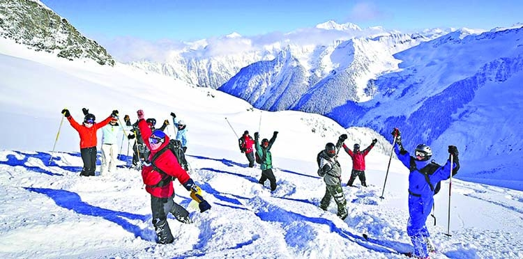 Do's and don'ts of winter sports