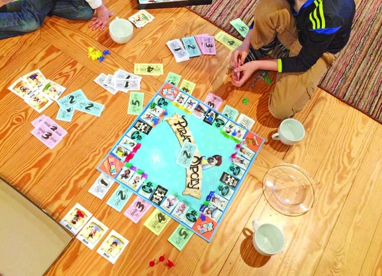 How to take the 'bored' out of board games