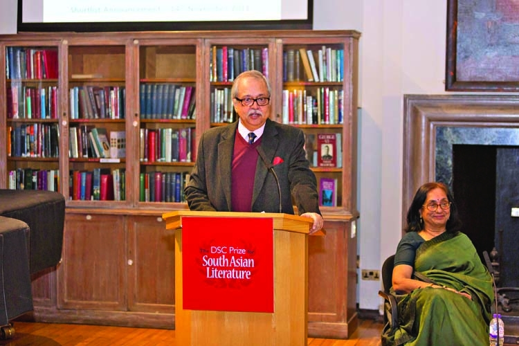 Shortlist announced for the DSC Prize for South Asian Literature 2018