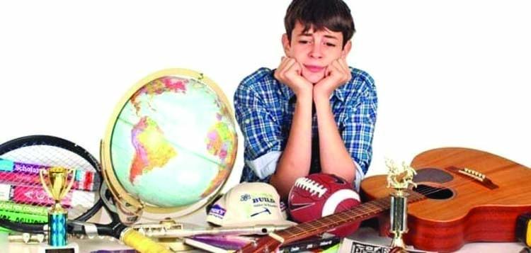 Join extracurricular activities in college