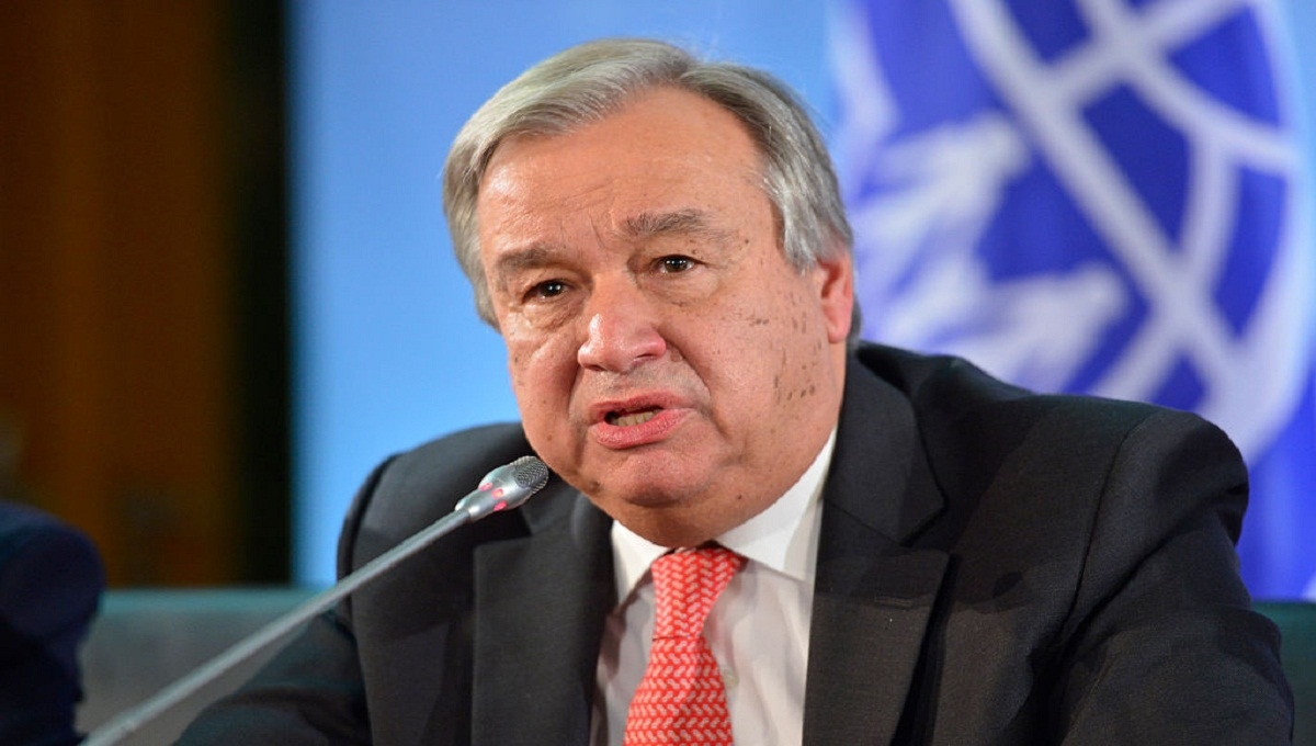 Scale up testing for HIV: UN chief