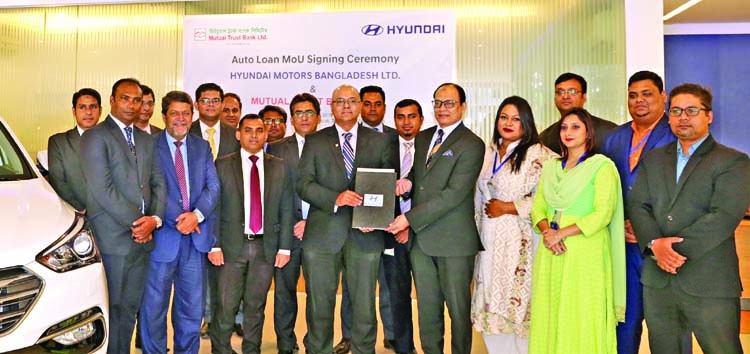 MTB inks deal with Hyundai Motors