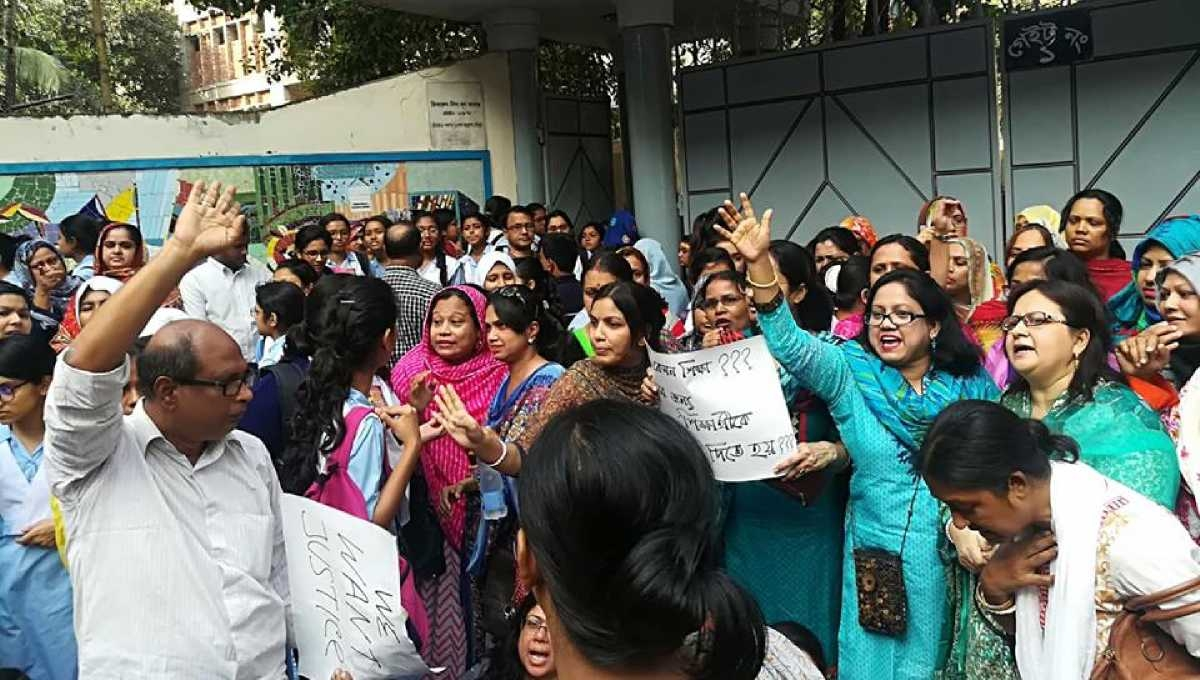 VNSC students' protest postponed: Representatives