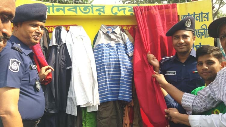 Nasirnagar police takes  an exceptional initiative