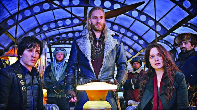 'Mortal Engines': Worth the sum of all its moving parts