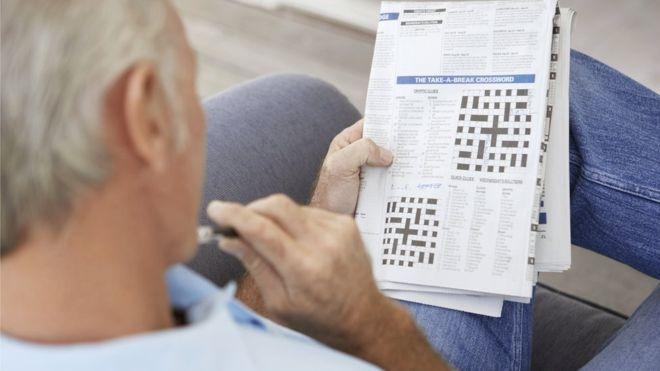 Puzzle solving 'won't stop mental decline'