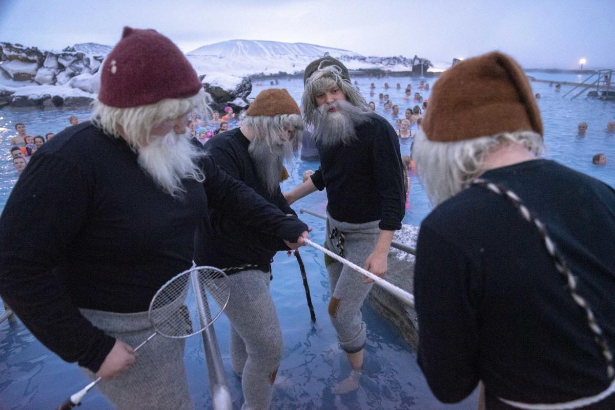 In Iceland, 13 'Yule Lads' come to town to herald Christmas