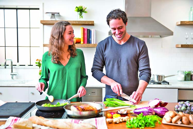 Cooking for two made easy