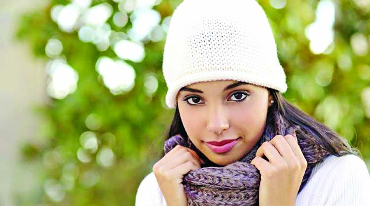 Keep skin soft and glowing in winter
