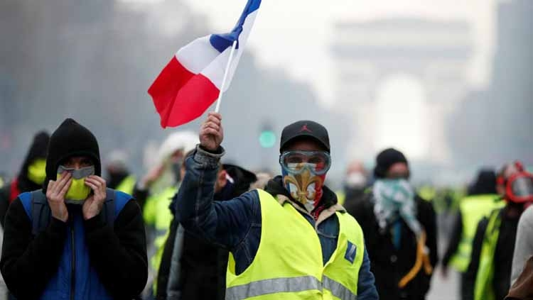 Should the yellow vests win in France…