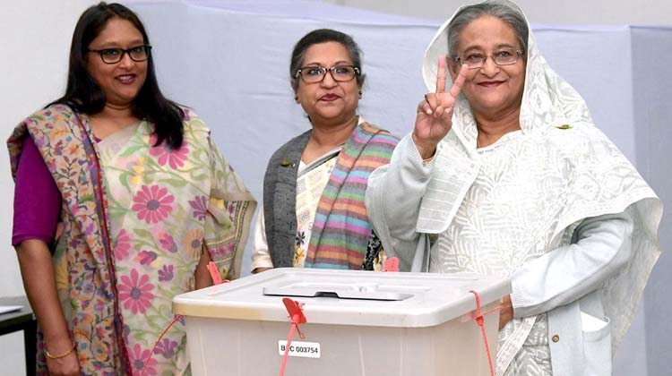 Unprecedented victory of Awami League