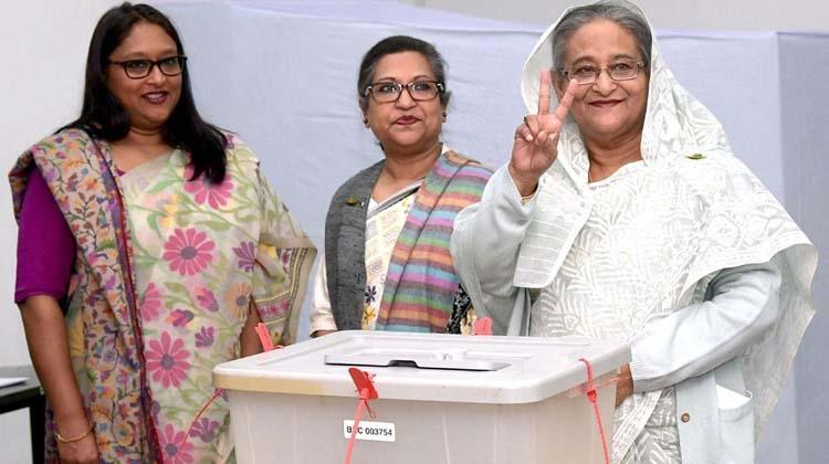 Unprecedented victory of Awami League
