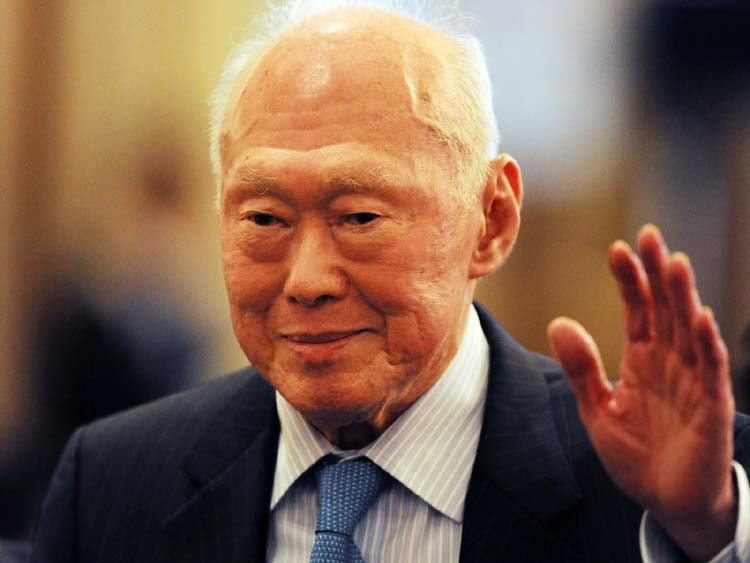 Lee Kuan Yew and Singapore