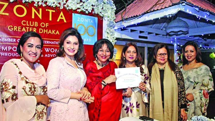 Zonta, COAST sign MoU to help Rohingyas