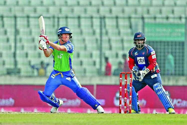Sylhet earn their maiden BPL win