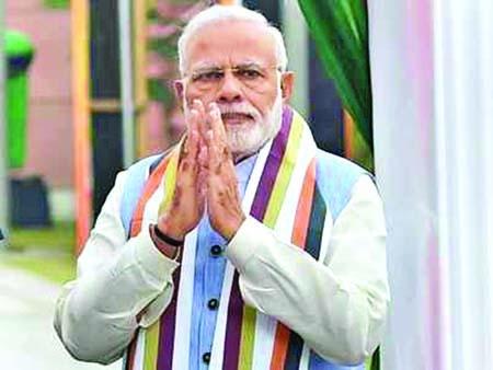 Watchman will be ever alert: Modi