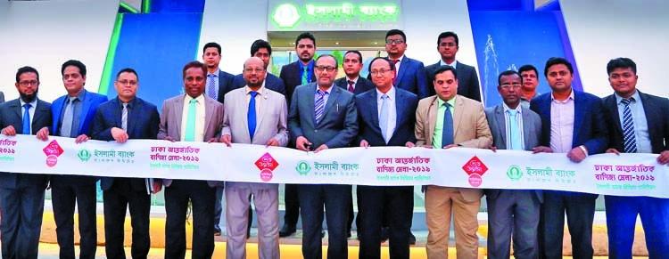 IBBL inaugurates premier pavilion at DITF
