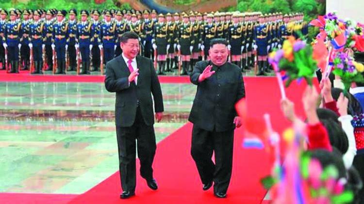China 'backs second Kim-Trump summit'