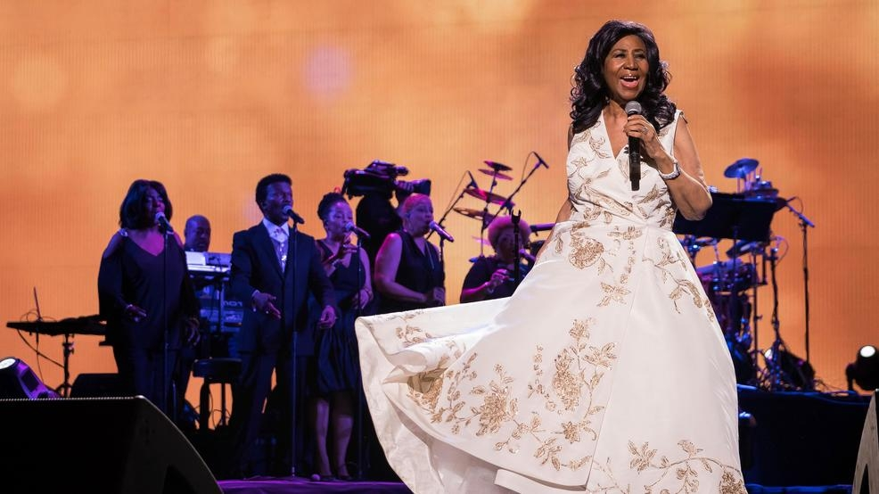 Aretha Franklin biopic moves ahead with director and writer