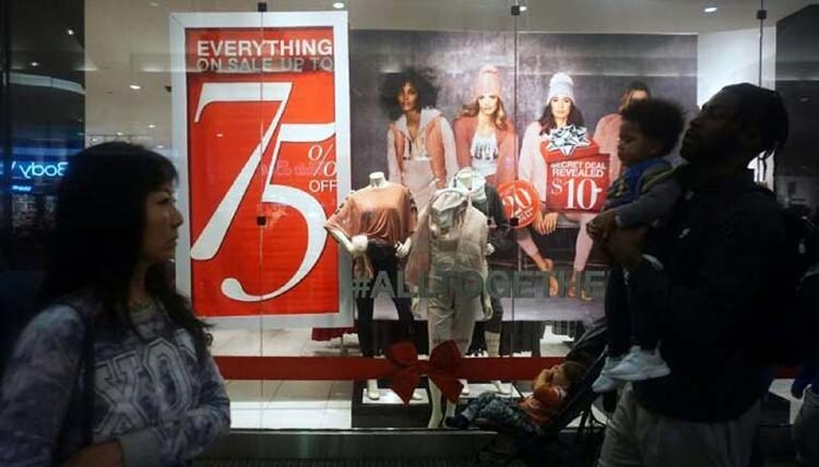 Increased costs bit US retailers despite higher holiday sales
