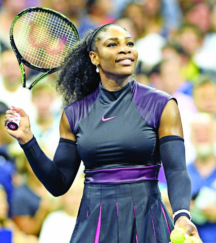Serena still the force on Melbourne return