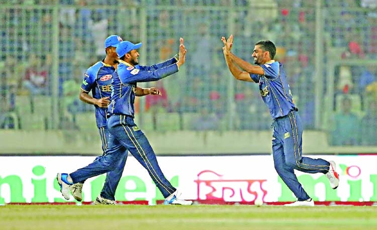Alis stars as Dynamites beat Riders in thriller