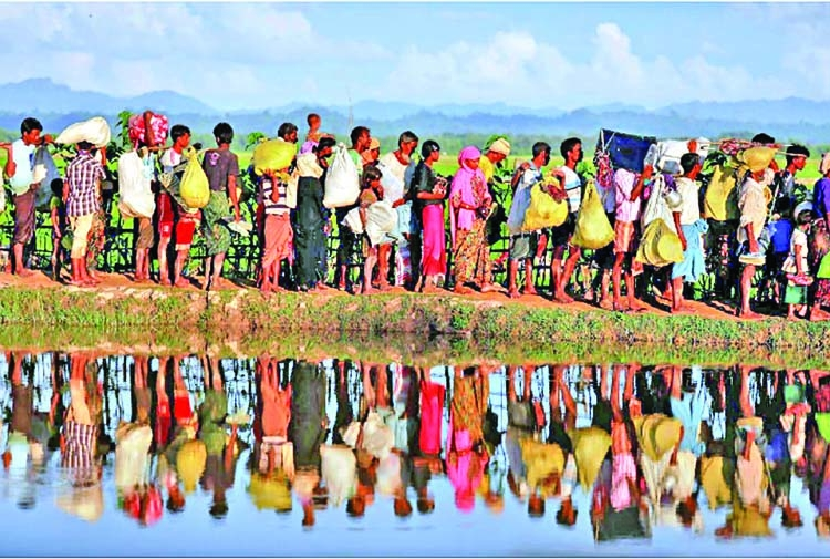 Rohingyas trickle into BD again