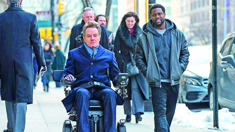 'The Upside': Odd-couple comedy