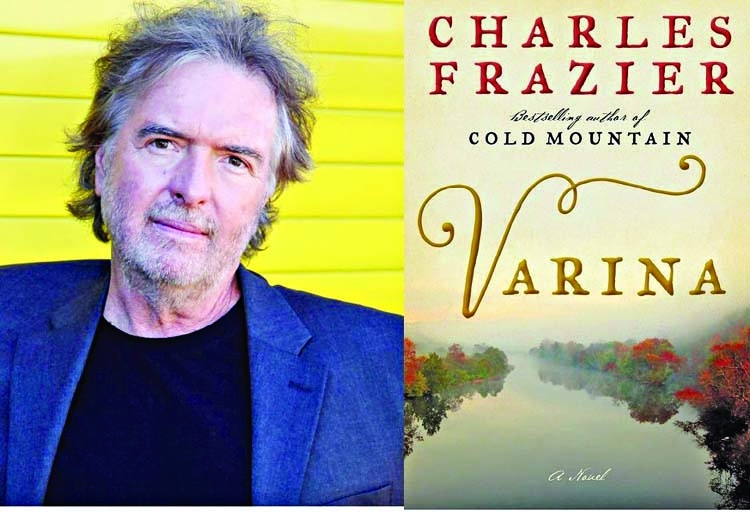 'Varina' by Charles Frazier paints a compelling portrait of an unusual woman
