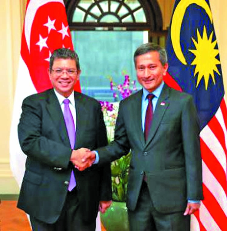 Image result for malaysia-singapore relations