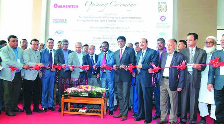4 RMG sector related expo kicks off | The Asian Age Online