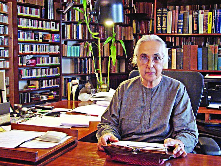 Romila Thapar: 'The media today is not communicating reality but propagating ideology'