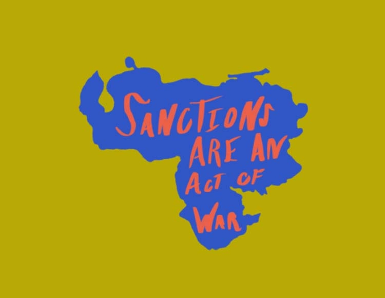 Sanctions of mass destruction: America's war on Venezuela