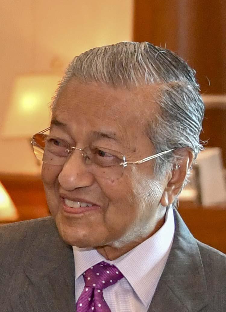 Dr Mahathir Mohamad: A living legend