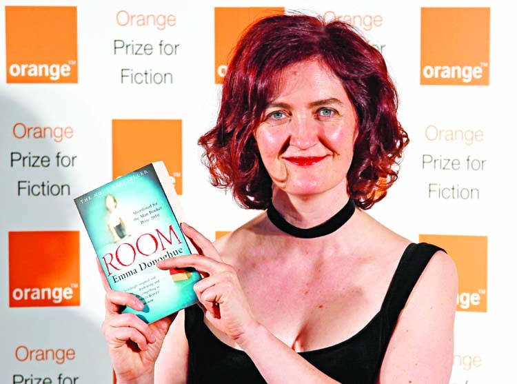An interview with Emma Donoghue