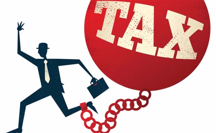 Higher tax rate: US experience of hundred years