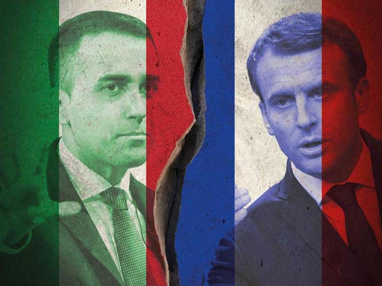 The France-Italy row can be dangerous